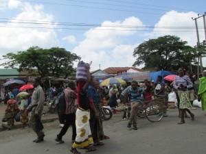 Africa Street sellers