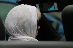Front Seat Passenger - Back seat Driver