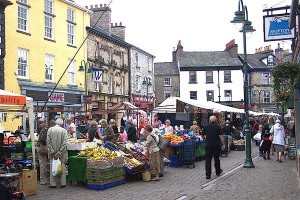 Market traders England